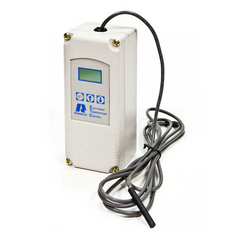 Ranco - 1-Stage ETC Temp. Control w/ Sensor (120/240V Input) Plastic Enclosure - ETC-141000-000