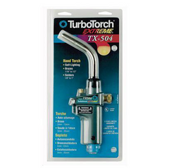 TurboTorch - TX504 Self Lighting Soldering Torch, Self Lighting - 0386-1293