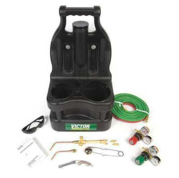 TurboTorch - Victor TurboTorch G150 Portable Tote (Less Tank) - 0384-0945