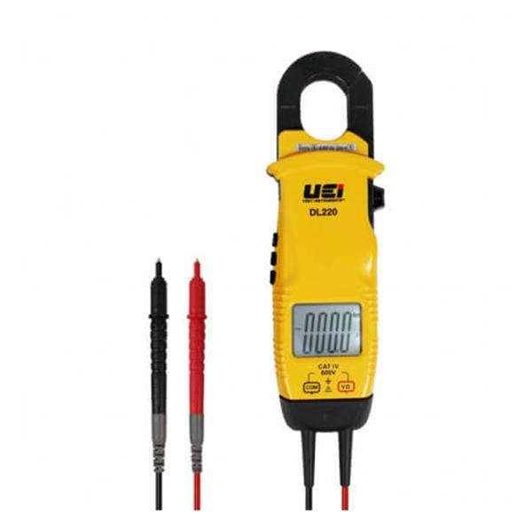 UEi - CATIV Clamp Meter and Voltage Tester - DL220
