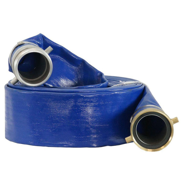DuroMax - Water Pump 2'' 50 ft Discharge Hose - XPH0250D