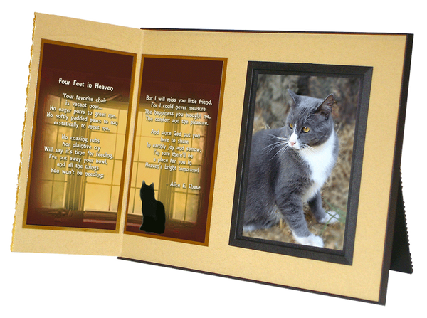 Cat Memorial and Sympathy Remembrance