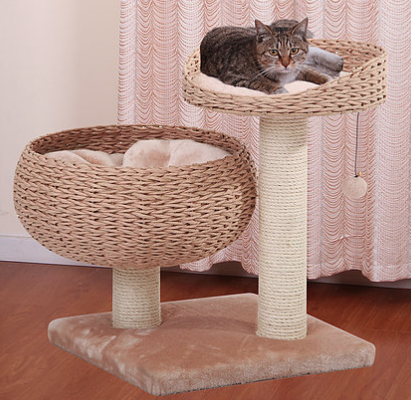 Purrfect Perch Tower