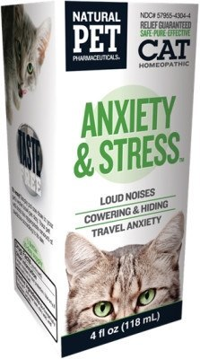 Cat Anxiety and Stress Control