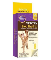 Behavior Control - Stop That! Cat Spray, 1oz Bottle
