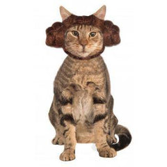 Costumes - Star Wars Princess Leia Hood Cat Costume