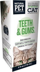Dental - CAT TEETH & GUMS