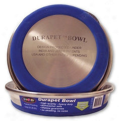 Feeding And Watering - Durapet Stainless Steel Cat Dish