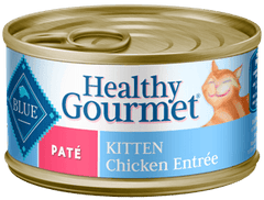 Food - BLUE Healthy Gourmet® Chicken Entrée, 24 Cans, 3-oz