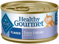 Food - BLUE Healthy Gourmet® Flaked Tuna Entrée