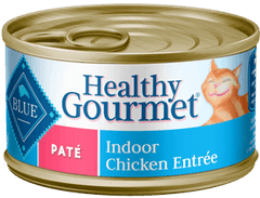 Food - BLUE Healthy Gourmet® Indoor Chicken Entrée