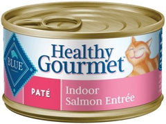 Food - BLUE Healthy Gourmet® Indoor Salmon Entrée
