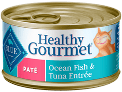 Food - BLUE Healthy Gourmet® Ocean Fish & Tuna Entrée