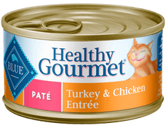 Food - BLUE Healthy Gourmet® Turkey & Chicken Entrée