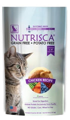 Food - Catswell Nutrisca Grain-Free Chicken Recipe