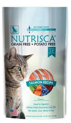 Food - Catswell Nutrisca Grain-Free Salmon Recipe