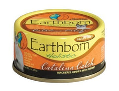 Food - Earthborn Holistic Catalina Catch Grain-Free Natural Cat & Kitten
