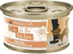 Food - Fowl Ball - Chicken And Turkey Recipe Au Jus - Case Of 24