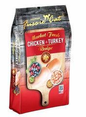 Food - Fussie Cat Market Fresh Chicken & Turkey Recipe