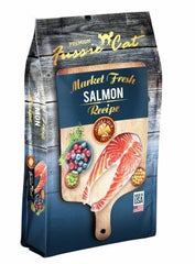 Food - Fussie Cat Market Fresh Salmon Recipe