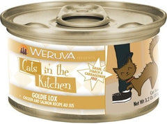 Food - Goldie Lox - Chicken And Salmon Recipe Au Jus - Case Of 24