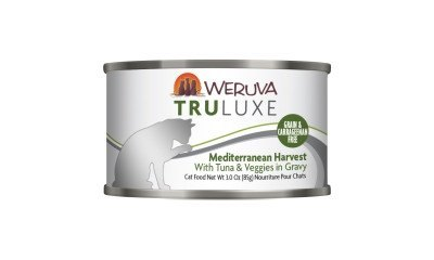 Mediterranean Harvest - With Tuna & Veggies in Gravy - case of 24