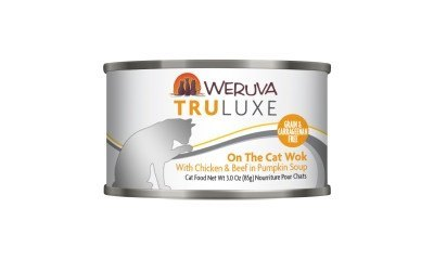On The Cat Wok - With Chicken & Beef in Pumpkin Soup - case of 24