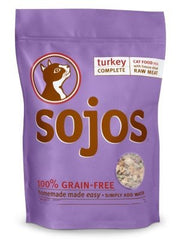 Food - Sojos Complete Turkey Freeze-Dried