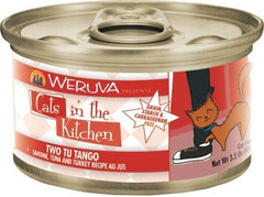Food - Two Tu Tango - Sardine, Tuna And Turkey Recipe Au Jus - Case Of 24