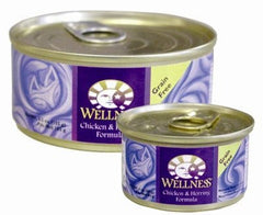 Food - Wellness® Canned Chicken & Herring Formula