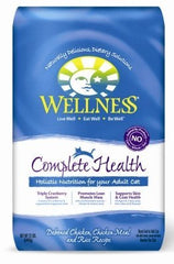 Food - Wellness Complete Health Chicken & Rice, 12-lb Bag