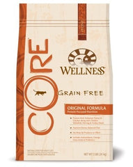 Food - Wellness CORE Original Fish & Fowl Cat Food, 2 Lbs.
