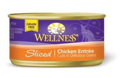 Wellness Sliced Chicken Entree
