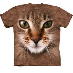 Gifts - Cat Face Shirt
