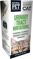 Health & Wellness - Urinary Tract Irritation Relief From Natural Pet Pharmaceuticals