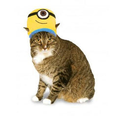 Cat Costume Minion Hat - Stuart