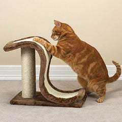 Scratching Posts - Meow Town Scratch N Slide