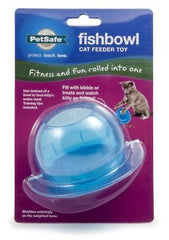Toys - Cat Fishbowl Feeder Toy