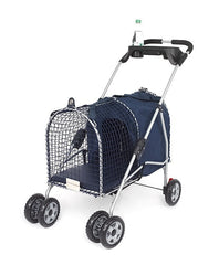 Travel - 5th Ave Luxury Pet Stroller