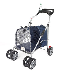 Travel - 5th Ave Luxury Pet Stroller SUV