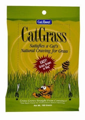 Treats - Miracle Care Cat A'bout Cat Grass, 100g