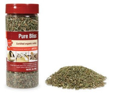 Treats - Pure Bliss Organic Catnip, 2-oz Container
