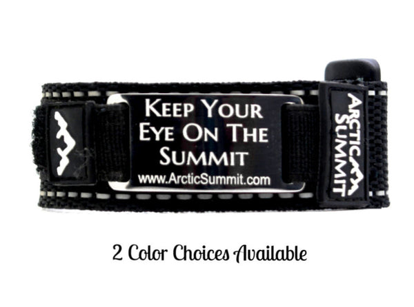 Arctic Summit Sports Medical ID or Road Bracelet