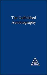 The Unfinished Autobiography by Alice Bailey