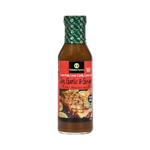 Soy, Garlic & Ginger Flavoured Marinade