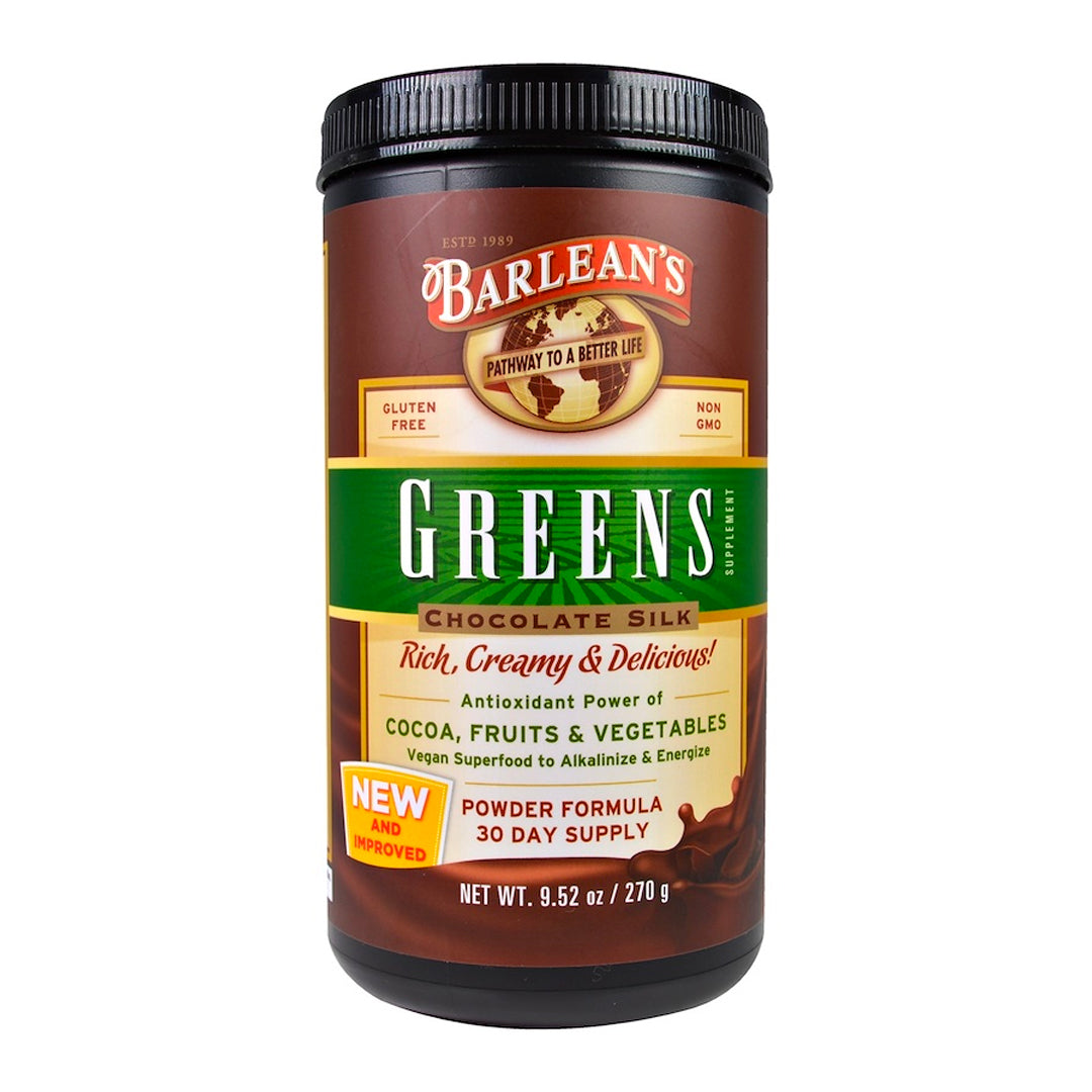 BARLEAN'S GREENS POWDER FORMULA 270g