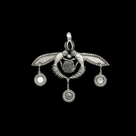 Silver brooch (ask for price)
