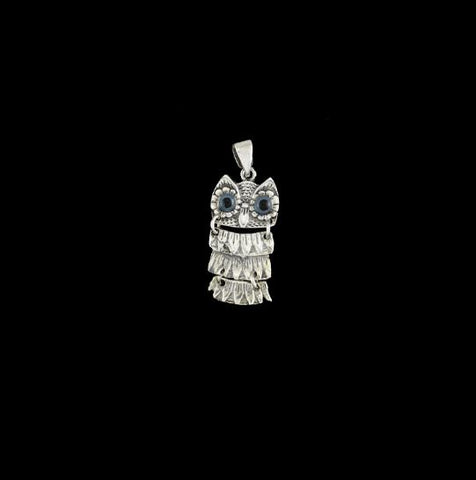 Silve pendant owl (ask for price)