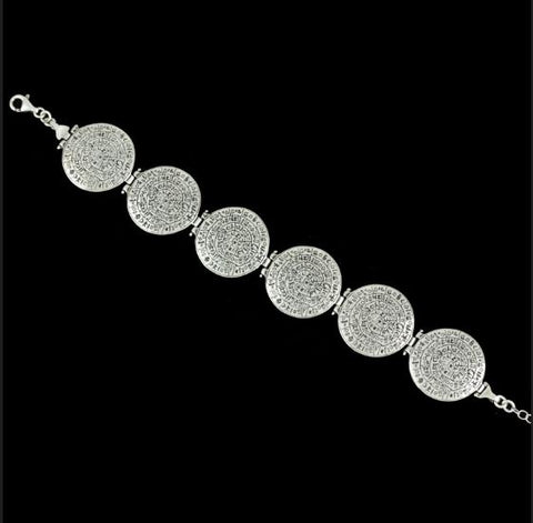 Silver bracelet Phaistos (ask for price)