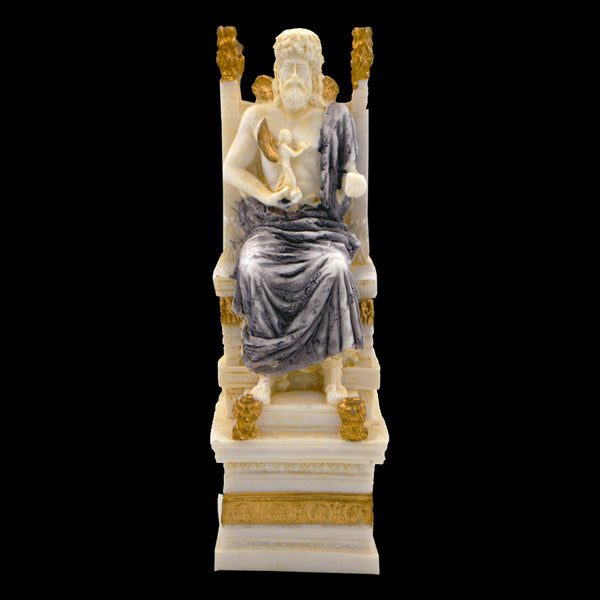 Zeus enthroned